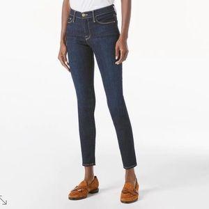 Frame Jeans Le Skinny De Jeanne